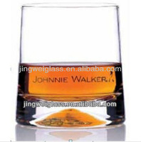 attractive design whiskey glass