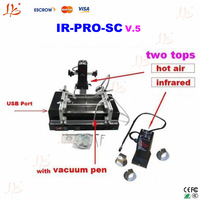 Hot sale! LY IR-RRO-SC V.5 IR+HR BGA repair system, reworking laptop, desktop, ps3, xbox360 chipset