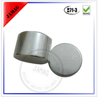 Hot sale diametrically magnetizing cylinder neodymium magnet