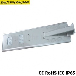 Easily using integral solar led street light system epistar chip solar power facts
