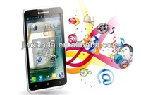 lenovo A590 MTK6577 5.0 Inch Capacitive Dual Core GPS Dual Sim 512 RAM 4GB ROM Android Cell Phone