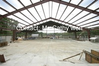 light steel frame warehouse low price steel structure warehouse light steel frame warehouse