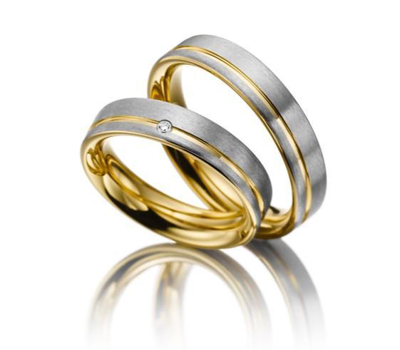 Wedding Rings In Tanishq
