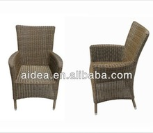 Model outdoor rattan hanging chair for sale