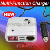 portable for iphone5 single mini usb s 9v 2a car charger