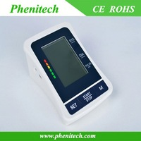 2014 hot sale Best WHO indicator Digital Electric Sphygmomanometer
