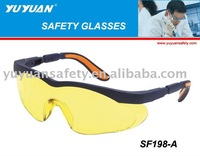 Yuyuan 2015 newest personal protective safety glasses eyewear