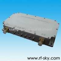 30-512MHz 28VDC power amplifiers chassis