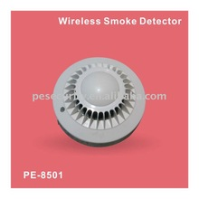 Wireless Smoke Detector / Fire Alarm System/burglar home alarm system