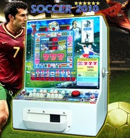MY-6: Mario game machine: SOCCER 2010
