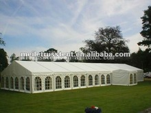Outdoor lawn marquee wedding tent/tenda