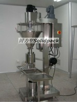 Toner cartridge filling machine