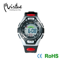 Alibaba Golden supplier Cheap Plastic Sports Water Restant Digital Watches
