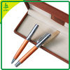 JD-X202 hot-selling new business logo metal gift pen set