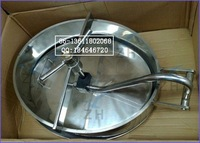 High quality food grade fuel tank manhole covers