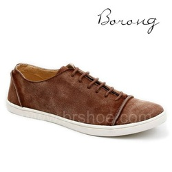 Flat men shoes casual shoe leisure shoe for men from factory
