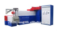 new style plastic letter recycling machine