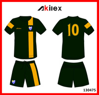 Famous style home and away fashionable sublimationi soccer jersey