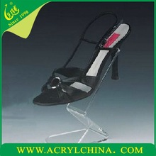 2013 Acrylic Shoes Display Stand retail