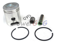 YP829 OEM PW80 PISTON KIT FOR PW80 motorcycle PY80 LC80PY, JS80PY, 80CC CY80, V80 ENGINE TRAIL PARTS