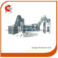 Assembly Machine In Syringe Production Line