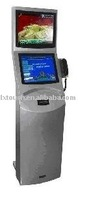 IP phone touch screen kiosk supplied by Langxin Elecotron