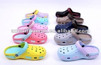Best selling new design eva clogs 2014 style