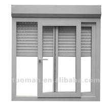 3 in 1 multifunctional aluminium monoblock window