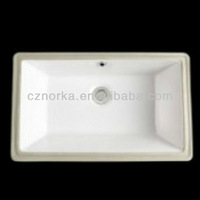 Cheap Under Mounted Sink / Porcelain Under Counter Basin / Small Washbasins On Worktop 12014