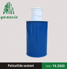 adhesive joint polysulphide sealant for double glass
