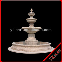 Factory Prices Large Outdoor Water Fountains (YL-P029)
