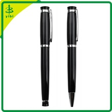 JDB-557 metal ball point pens black pen promotional gift