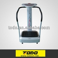 New! Commercial Using Vibration Plate Crazy Fit Massage