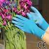 NMSAFETY Wholesale Flexibility PU Coated Knitted Hand Gloves for Garden Working glove