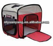 foldable store cage carrying soft dog cage pet carrier pet cages