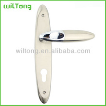 Zinc alloy NB/NP design door handle lock