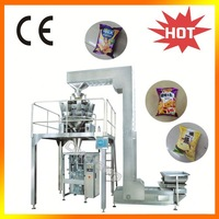 vffs packaging machine for potato chips stick pack