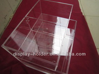 Custom square acrylic fish tank