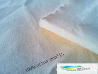 cotton poplin 40S 110 gsm fabric