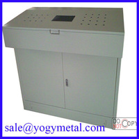 galvanized metal stainless steel box with lid for letter storage