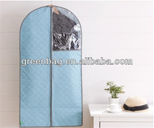 Travel non woven suit cover / garment bag