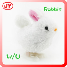 Custom animal toy rabbit OEM animal promotional toys with EN71