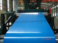 SGCC ppgl colour coated roofing steel coil for metal roof tile sheets