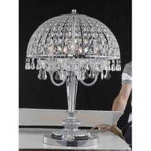 Home Decoration New Design Crystal Table Lamp