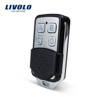 Livolo Wall Light Switch Accessaries, RF Mini Remote Controller, Wall Light Remote Switch Controller VL-RMT-02
