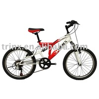 "TRINX 20"" MTB BICYCLE FULL SUSPENSION MOUNTAIN BIKE"