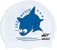 children silicone swimming cap,kids silicone swim cap,swimming cap for kids