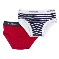 Brand name elastic attached Kids briefS.
