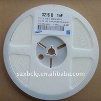 1nf 3216 Chip Capacitor/ SMD Capacitor