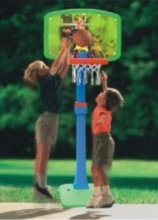 Children plastic basketball stand (KYM-6504)